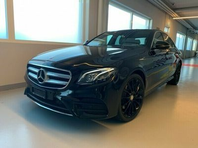 gebraucht Mercedes E350 E-KlasseAMG Line 9G-Tronic