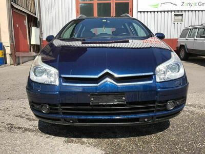 gebraucht Citroën C5 Break 2.0 HDi Exclusive Automatic