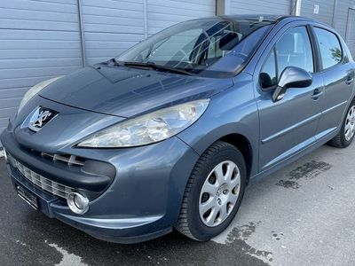 gebraucht Peugeot 207 1.6i 16V, 135000KM