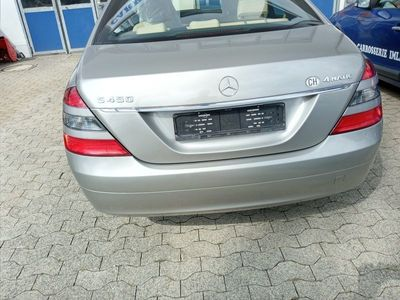 gebraucht Mercedes S450 S-Klasse Mercedes Benz