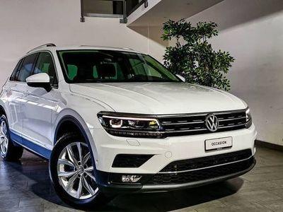 gebraucht VW Tiguan 2.0 TDI SCR Highline DSG