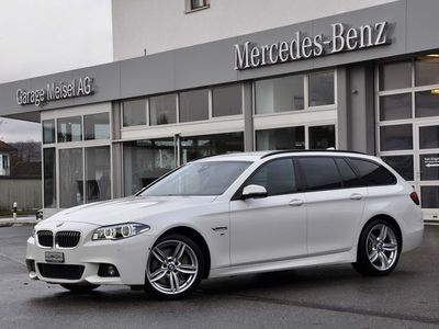gebraucht BMW 525 5er Reihe F11 Touring d xDrive SAG