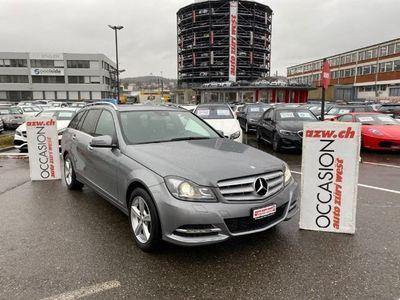gebraucht Mercedes C220 C-KlasseCDI Avantgarde 4Matic 7G-Tronic