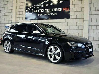 gebraucht Audi S3 Sportback S3 / RS3 RS3 Sportback 2.5 T FSI quattro S-Tronic / RS3 RS3 2.5 T FSI quattro S-Tronic