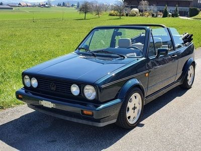 gebraucht VW Golf Cabriolet 1800 Classic-Line