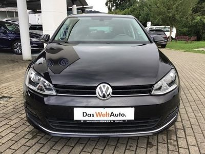 gebraucht VW Golf VII ALLSTAR 2.0TDI DSG NAVI SHZG PDC!