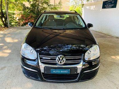 gebraucht VW Golf Variant 1.9 TDI BlueMotion Comfortline