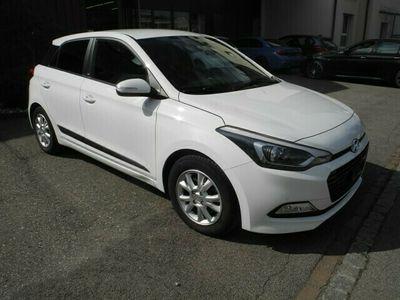 gebraucht Hyundai i20 1.0 T-GDi Plena
