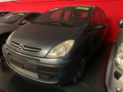 gebraucht Citroën Xsara Picasso 1.6i 16V Exclusive