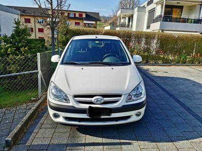 gebraucht Hyundai Getz Getz 1.4 frisch ab MFK1.4 frisch ab MFK