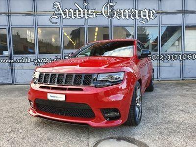 gebraucht Jeep Grand Cherokee SRT