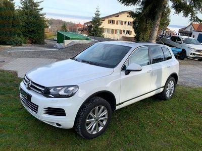 gebraucht VW Touareg 3.0 TDI BMT Edition X Tiptronic