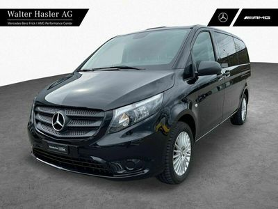 gebraucht Mercedes Vito Vito 116 CDI Lang Select Tourer 4Matic 9G-Tronic116 CDI Lang Select Tourer 4Matic 9G-Tronic
