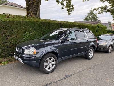 gebraucht Volvo XC90 D5 AWD Momentum Geartronic