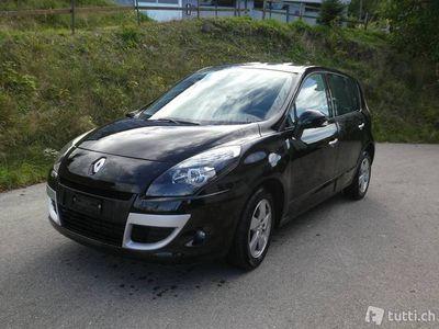 gebraucht Renault Scénic 1.4L JG 10.2010 KM 107000 FRISCH AB MFK 10.19
