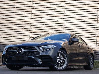 gebraucht Mercedes CLS350 d AMG Line 4Matic 9G-Tronic