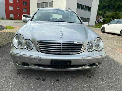 gebraucht Mercedes C270 CDI Elégance