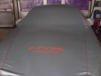 gebraucht Jaguar F-Type SVR! Facelift, Carbonkeramik Bremsanlage etc.