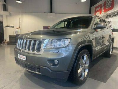 gebraucht Jeep Grand Cherokee 3.6 V6 Overland Automatic