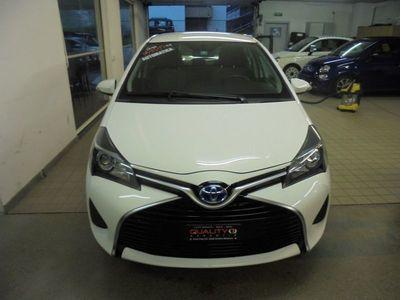 gebraucht Toyota Yaris 1.5 VVT-i Hybrid Luna e-CVT