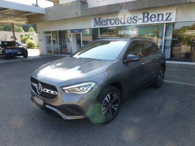 gebraucht Mercedes GLA200 GLA-KlasseProgress. 4Matic
