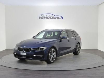 gebraucht BMW 330 d xDrive Touring Luxury Line Steptro