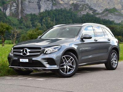 gebraucht Mercedes GLC350 d AMG Line 4Matic 9G-Tronic|258PS