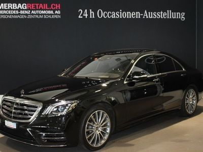 gebraucht Mercedes S560 S-Klasse4Matic 9G-Tronic