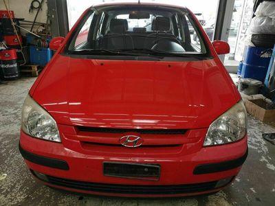 gebraucht Hyundai Getz 1.5 CRDi GL