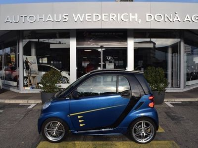gebraucht Smart ForTwo Coupé 1000 84 Pulse