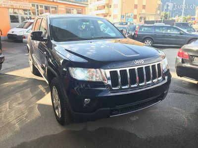 gebraucht Jeep Grand Cherokee 3.0 CRD Limited Automatic (SUV/Fuoristra