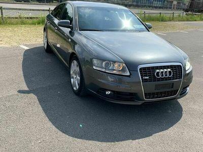 gebraucht Audi A6 2.7TDI sline