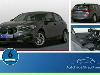 gebraucht BMW 116 d DKG Navi HiFi Qi LED Sitzh Tempo NP:40.000€