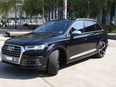 gebraucht Audi SQ7 Q7 ABT 520 PS, Vollausstattung, Top-Zustand