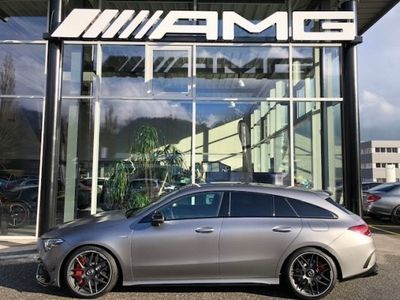 gebraucht Mercedes CLA45 AMG S AMG 4Matic+