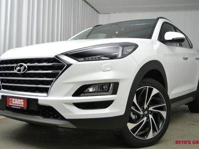 gebraucht Hyundai Tucson NEW 1.6 T-GDi Luxury Plus 4WD 2019