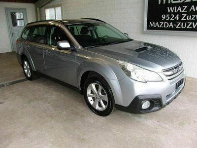 gebraucht Subaru Outback 2.0 D AWD AT Swiss Linear