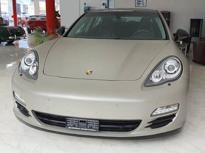 gebraucht Porsche Panamera 4.8 V8 4S PDK