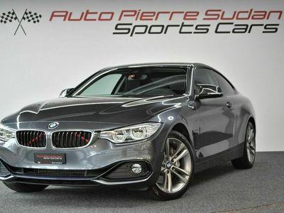 gebraucht BMW 435 4er 4 SERIES i Coupé xDrive Sport Line Steptronic