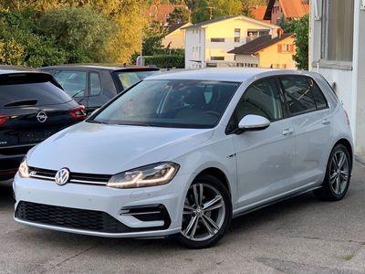 gebraucht VW Golf 1.4 TSI R-Line Facelift DSG