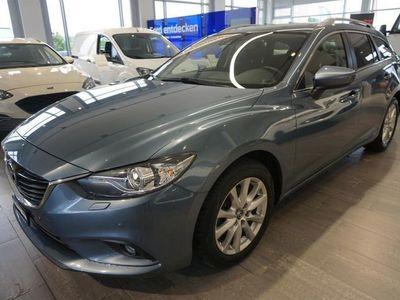 gebraucht Mazda 6 Sport Wagon 2.0 Ambition