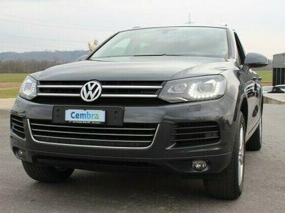 gebraucht VW Touareg 3.0 TDI BMT Value Tiptronic