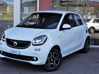 gebraucht Smart ForFour citypassion twinmatic