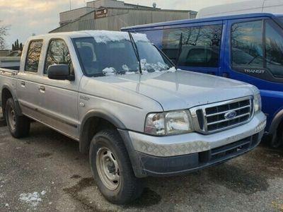 gebraucht Ford Ranger XL 2.5 TD 4x4