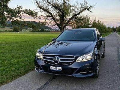 gebraucht Mercedes E400 7G-Tronic