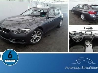 gebraucht BMW 320 i Touring &quot Advantage&quot AHK HiFi