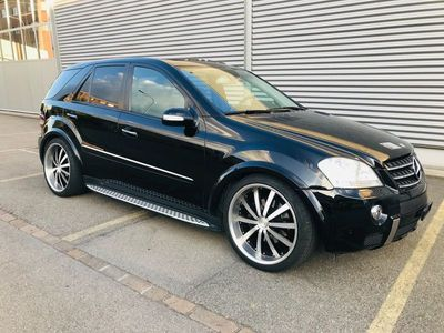 gebraucht Mercedes ML420 M-KlasseCDI AMG Edition