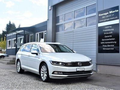 gebraucht VW Passat Variant 2.0 TDI SCR BMT Highline 4Motion