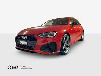 gebraucht Audi A4 Avant 45 TFSI S line S-tronic quattro