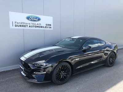 gebraucht Ford Mustang GT Fastback 5.0 V8 55 Automat